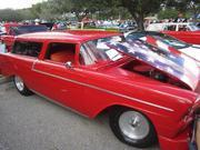 1956 CHEVROLET 1956 - Chevrolet Nomad